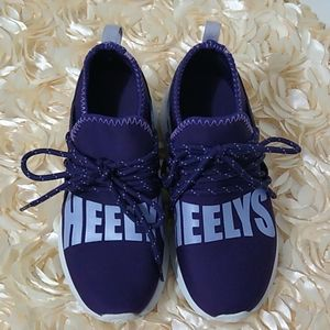 Heelys Skate Shoes Purple Size 2 YTH